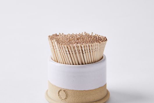 Handmade Ceramic Toothpick Holder