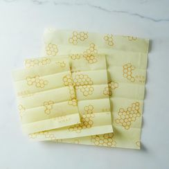 Bee's Wrap Honeycomb Print