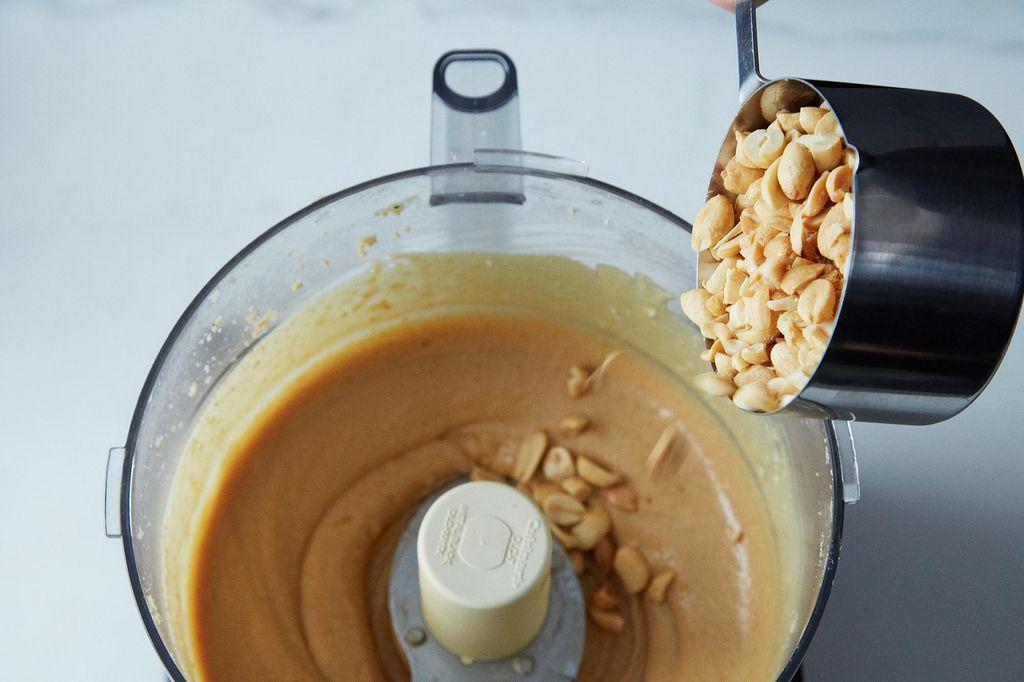 Peanuts into Peanut Butter on Food52