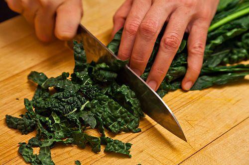 Northern Spy's Kale Salad