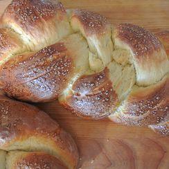 pulla sweet bread: finland