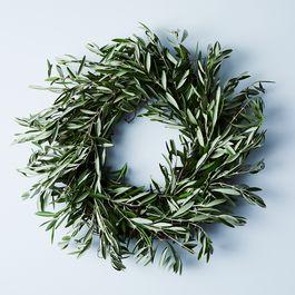 Wild Olive Wreath