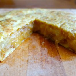 A Slice of Spain: The Spanish Tortilla
