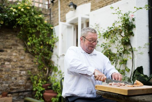 Fergus Henderson Can Make You—Yes, You—Want to Eat Pig's Feet