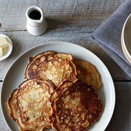 No-Frills Buttermilk Pancakes