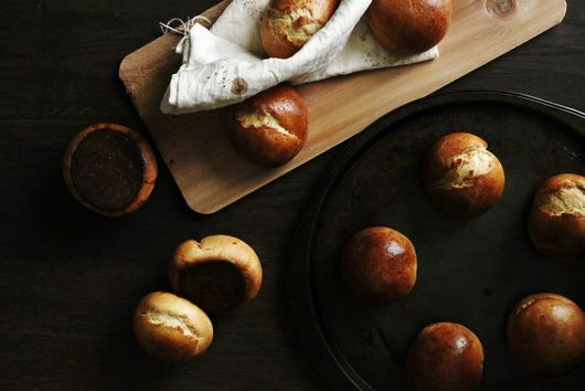 Honey Corn Milk Brioche