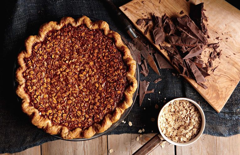 A Week's Worth of Pie with Four & Twenty Blackbirds