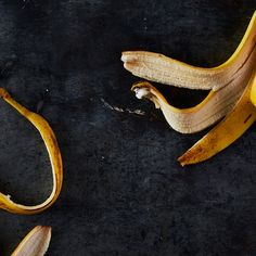 You Can Eat This Banana's Peel