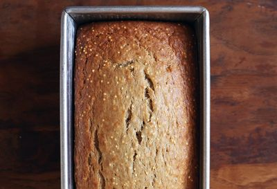 Banana Bread With Cream Cheese—It\'s Better