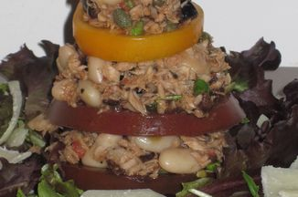 1d973b4c 58b1 4dd0 8710 e6818c36f2a2  heirloom tomato and mediterranean tuna salad napoleon