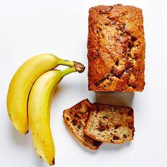 Chocolate Chunk Banana Bread