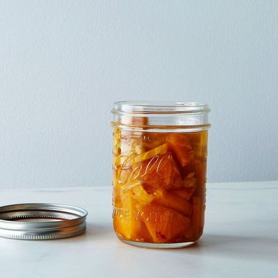 Pickled Persimmons