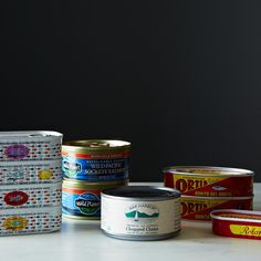 All About Canned Fish