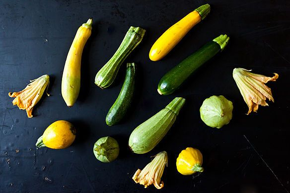 Summer Squash, from Food52