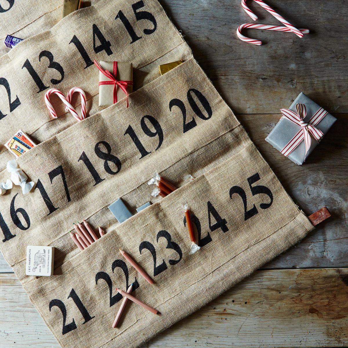 Advent Calendar Refill Ideas : Ways to fill an advent calendar