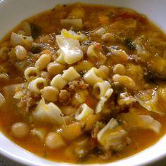 Italian Bread Soup...Ribollita
