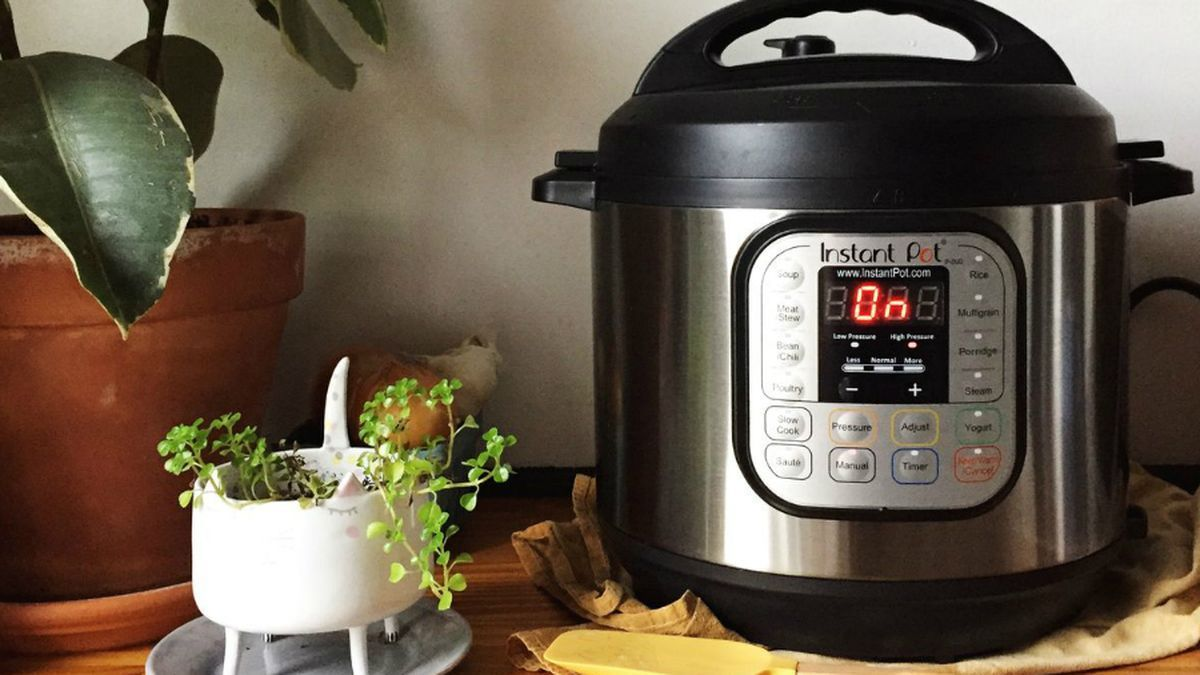 This Instant Pot Is 50 Off On Amazon Cyber Monday 2019