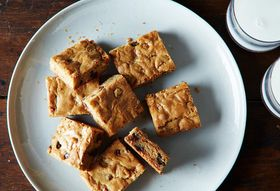 Butternut Squash on Toast + Blondies