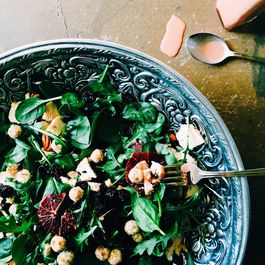 Salads by Rebecca @ DisplacedHousewife.com
