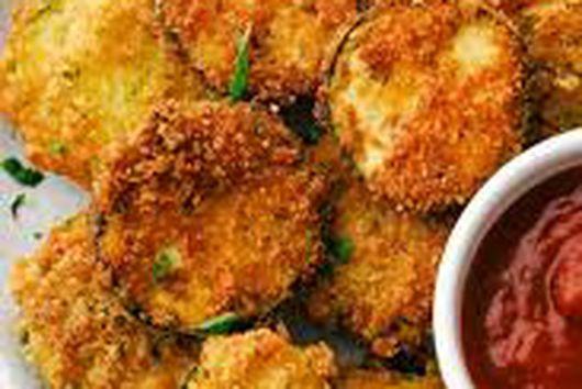 Recipe of Fried Zucchini