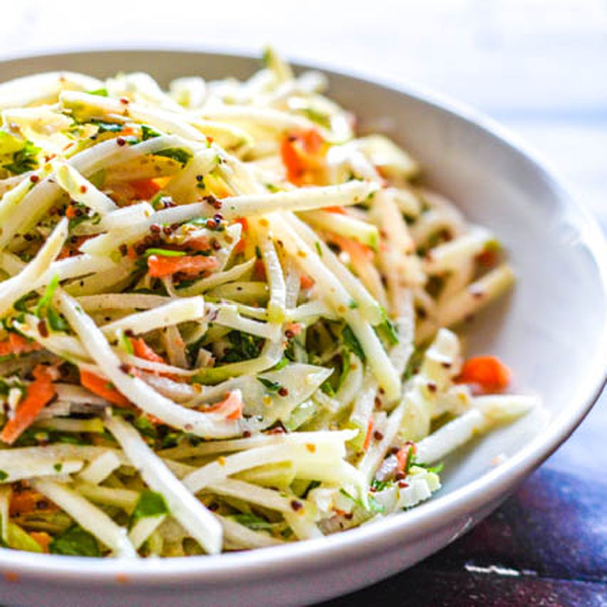 Kohlrabi Slaw Recipe On Food52