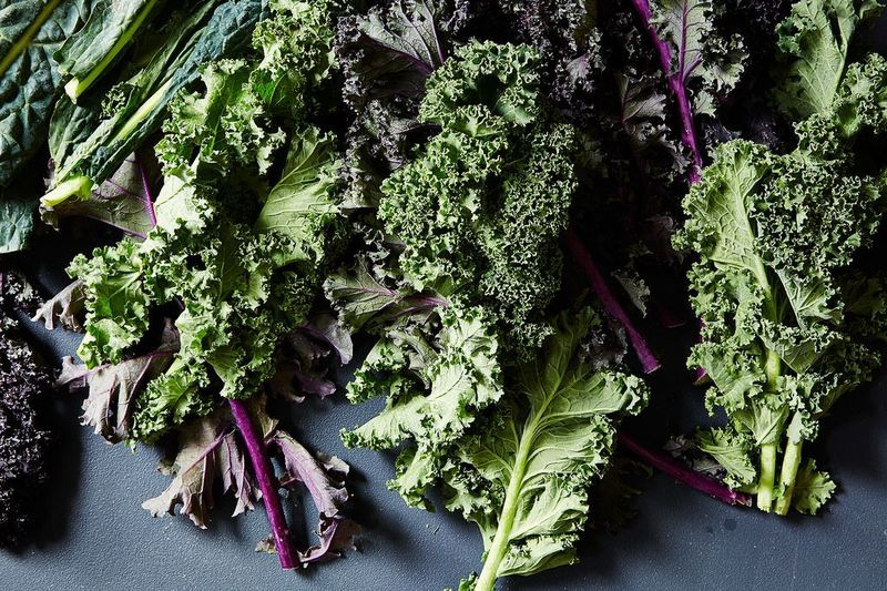 """Kale isn't healthy—it's nutritious."""