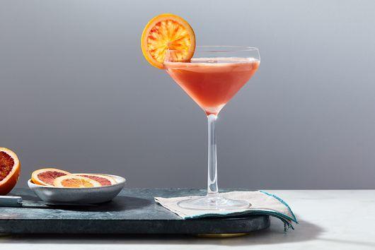 Blood Orange Pomander