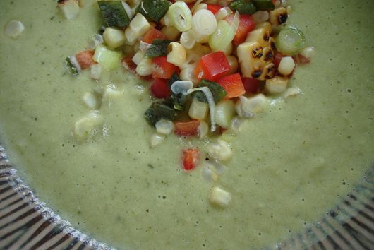 Zesty Summer Soup