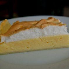 Lemon Meringue Pie (Bolivian style)