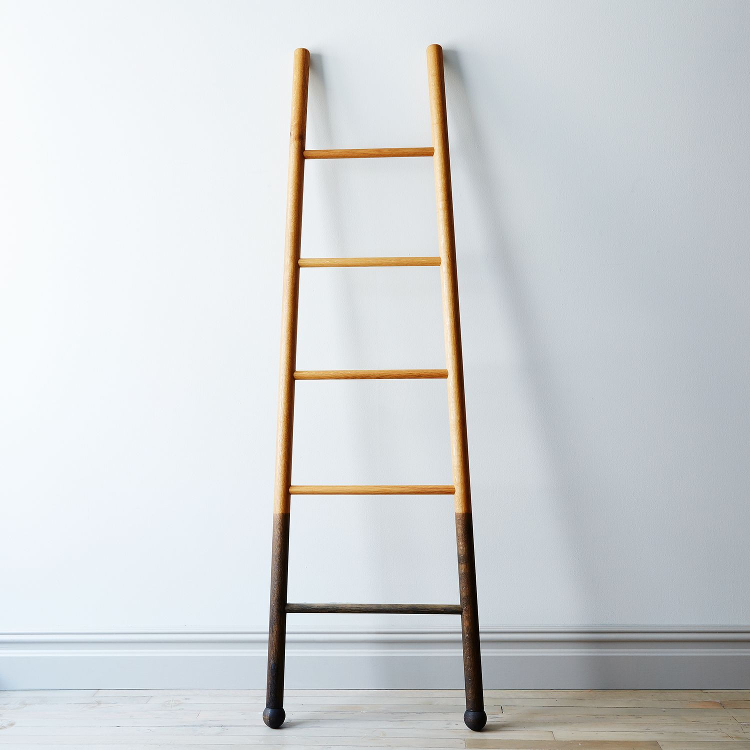 Solid Oak Oxidized Decor Ladder On Food52