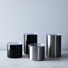 Opaque Airtight Coffee Storage Containers