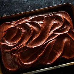 You Will Never Guess What's in This Beaut of a Chocolate Cake