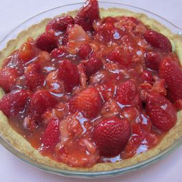 Simply Strawberry Pie