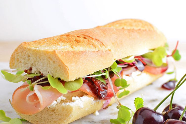 Cherry Orchard Baguette