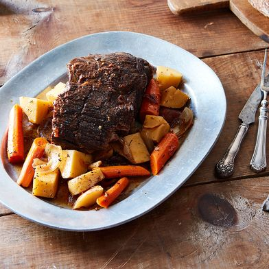 A Rich, Spicy Pot Roast That Lets You Ditch The Oven (If You Want)