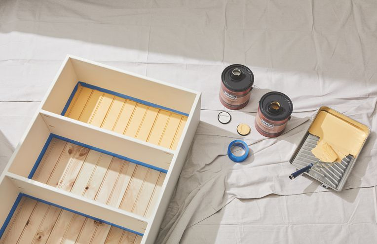 A Weekend-Friendly Project for Your Plain, Old Wood Furniture