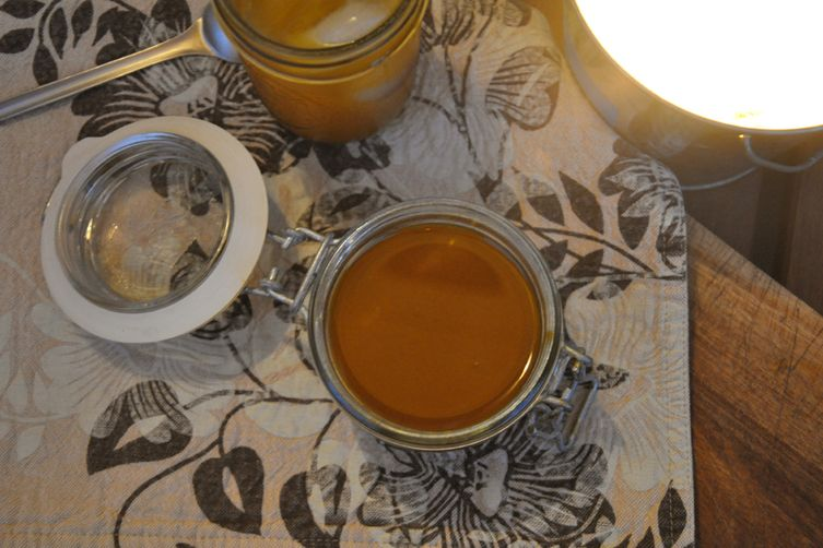 Pumpkin Simple Syrup