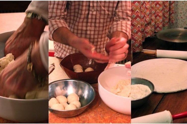 Potato lefse
