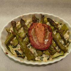 """Spring Veggie """"Lasagna"""""""