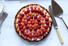 7e198388 956e 4f27 a43c 9d1432d5f18b  raspberry yogurt tart 1