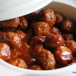 Betty's  Jelly Meatballs