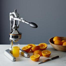 Citrus Press, Silver Matte