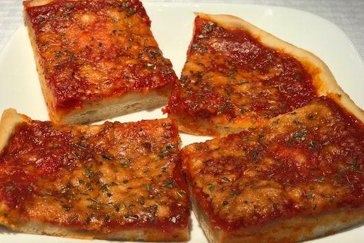 Tomato Pie-A Utica, NY Classic