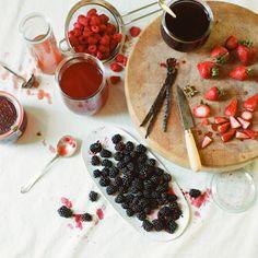 Fruit Vinegars: A Last-Minute Summer Gift