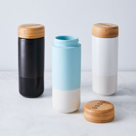 Soma Double Walled Ceramic To-Go Tumbler