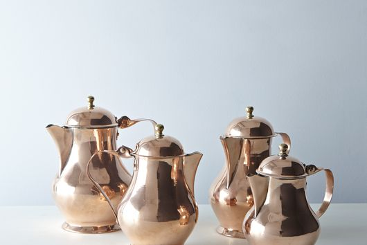 Vintage French Coffee Pot, Late 19th Century