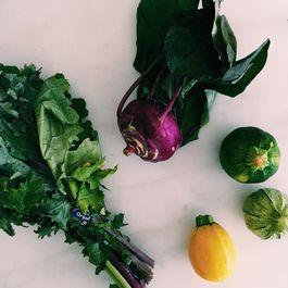 Greens and Produce by Komala