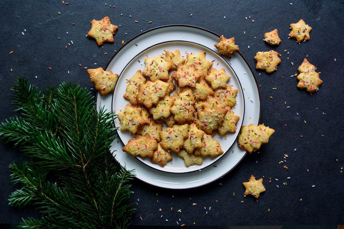 Maltese Christmas Cookies With Lemon