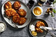 A Tiny Tweak for Lighter, Crispier Latkes