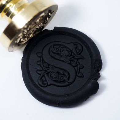 Alphabet Wax Seal Stamp